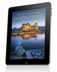 Psyche of the Golden Shield